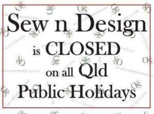 Qld Public Holidays