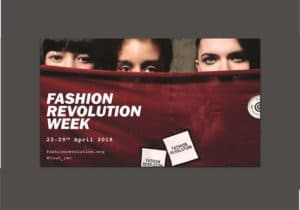 2018 Fash Revolution Week