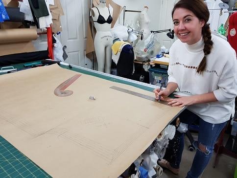 Kate Pattern make & grading lessons
