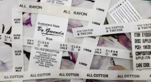Fabric or alteration preparation