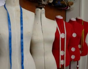 Manniquins At Sew N Design