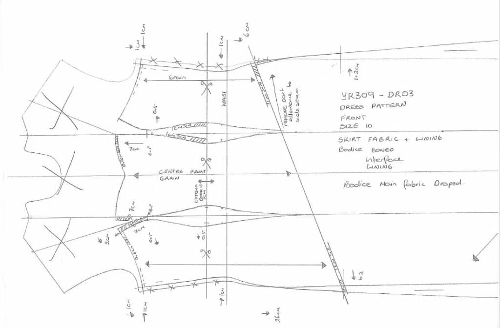 Pattern Design Analysis 2016
