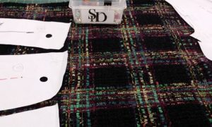 Fabric Sales over Christmas